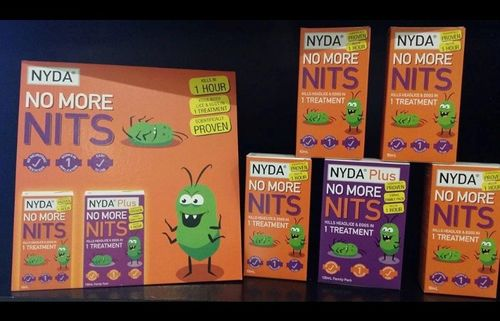 Nyda Head Lice Treatment