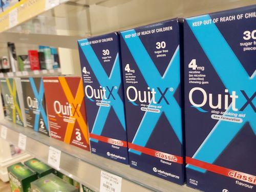 Quit X